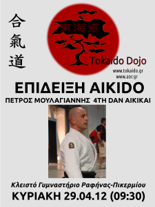 aikido-poster